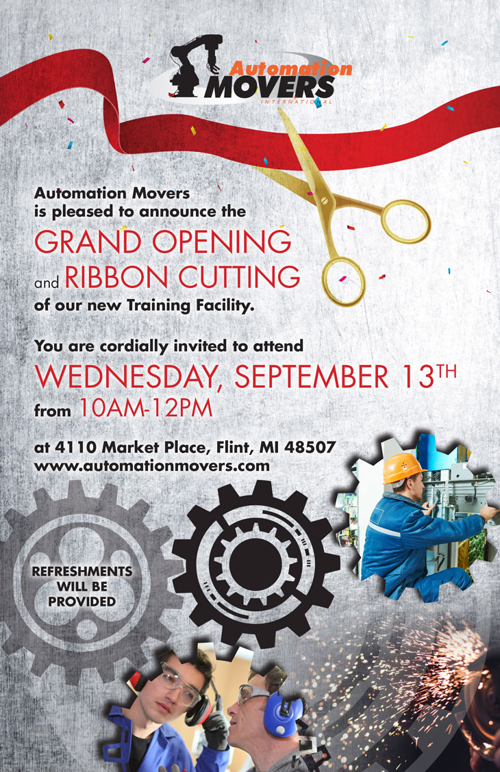 Grand Opening and Ribbon Cutting